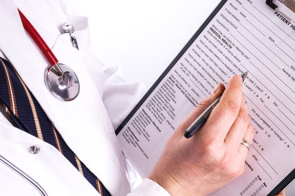 medical injury evaluation